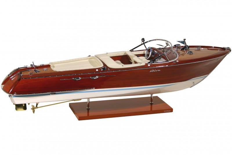 Модель катера Riva AQUARAMA SPE. Ivory