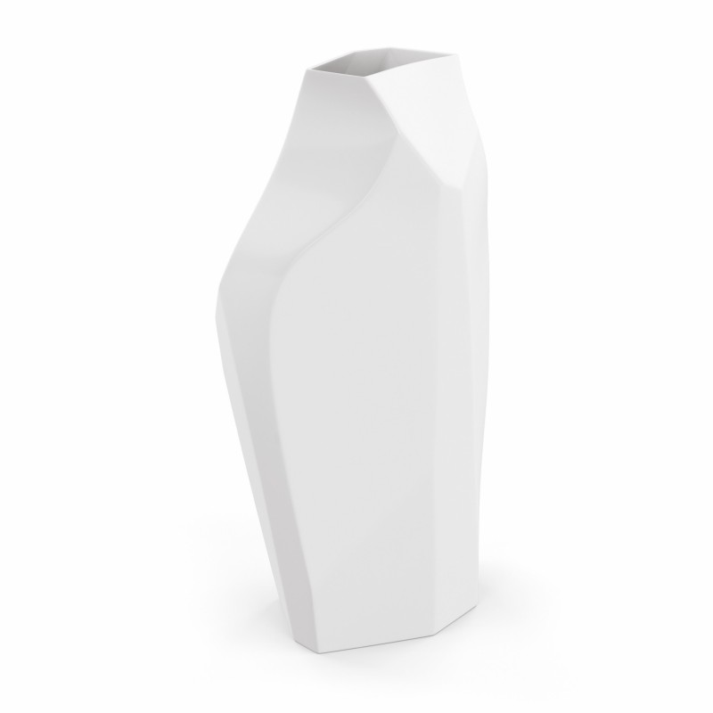 ВАЗА POLYGON WHITE, LIGNE ROSET
