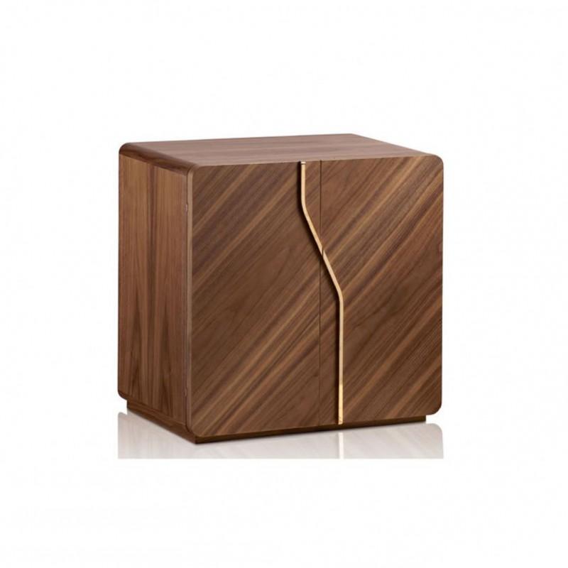 Шкаф с сейфом для хранения драгоценностей и часов Arco, Agresti (Италия)