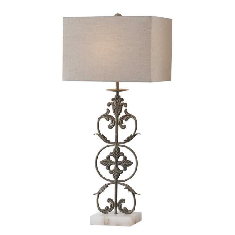 Настольная лампа Gerosa, Uttermost (Америка)