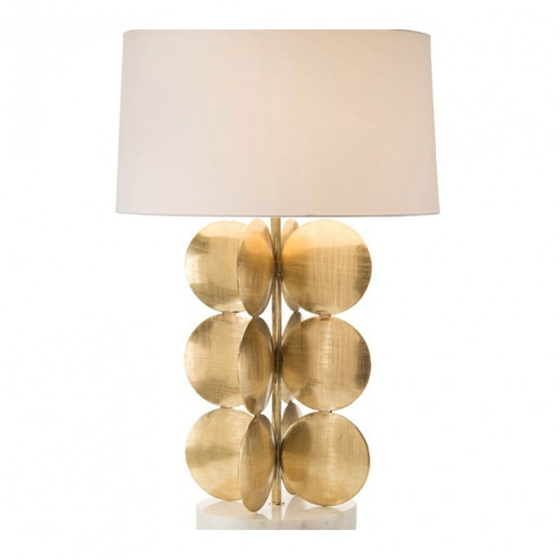 Настольная лампа Around in Circles, John Richard (Америка)