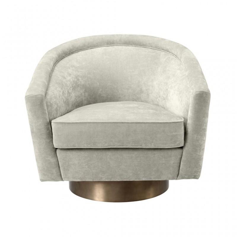 Поворотное кресло Catene, Eichholtz (Нидерланды)
