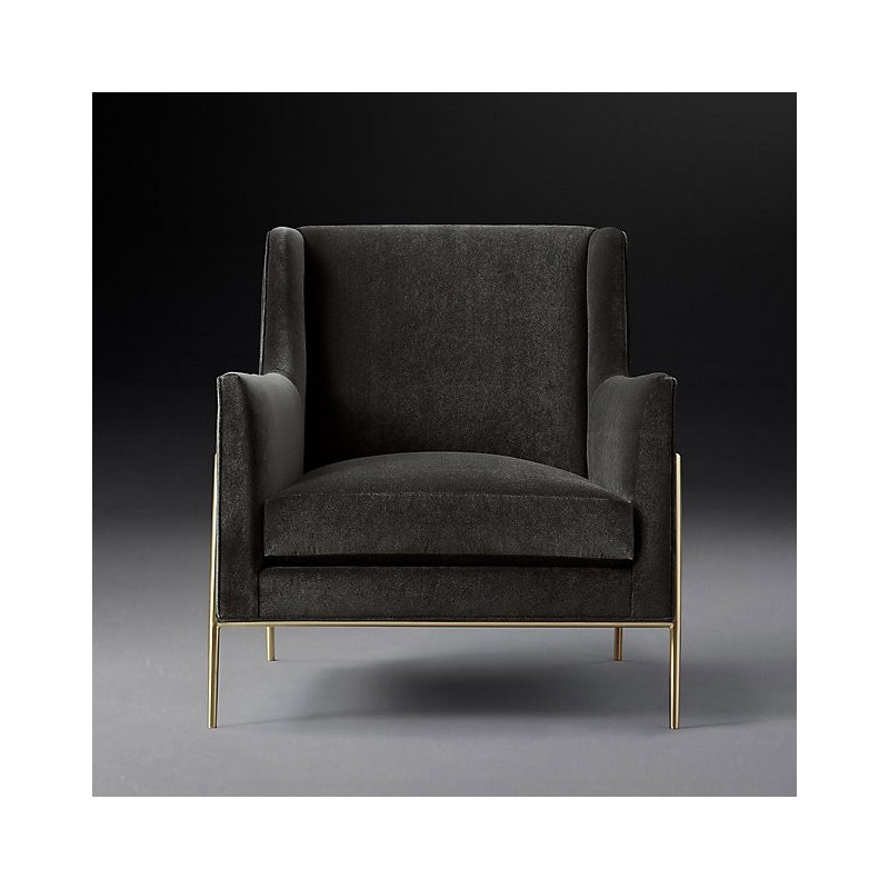 Кресло Paget Wingback, Restoration Hardware (Америка)