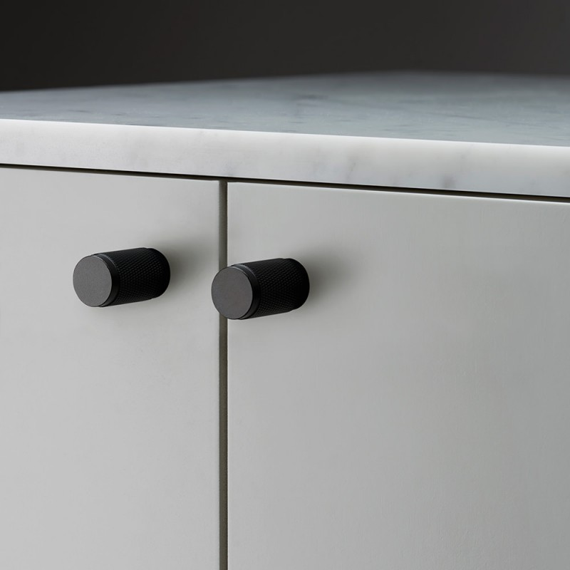 Ручка Furniture Knob Black (пара), Buster&Punch (Англия)