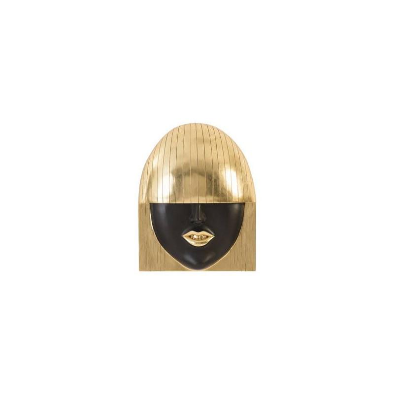 Настенный декор Fashion Girls Face, Smile, Phillips Collection (Америка)