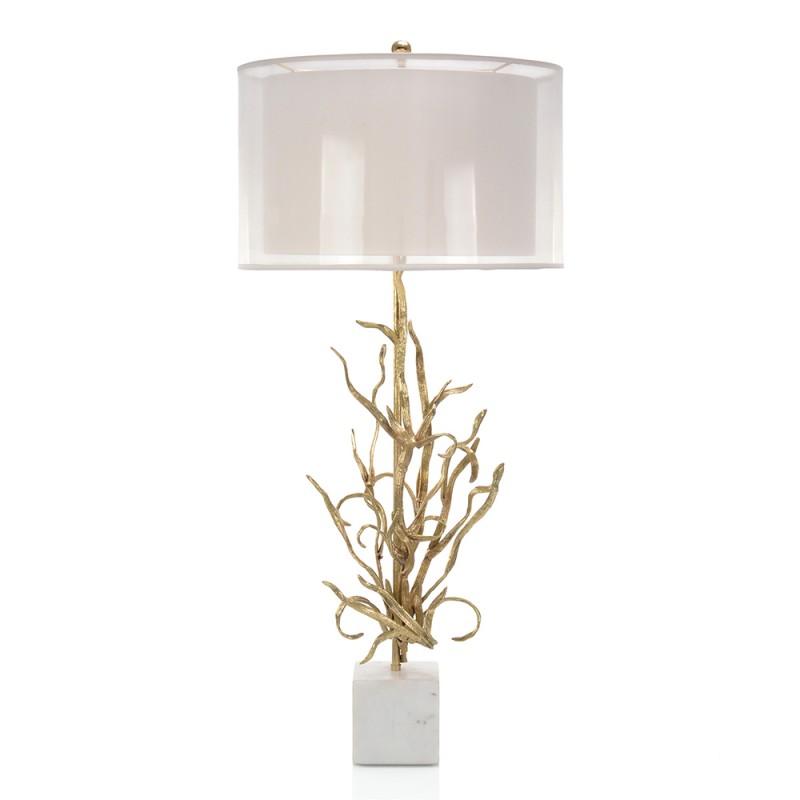 Настольная лампа Swirling Reeds, John Richard (Америка)