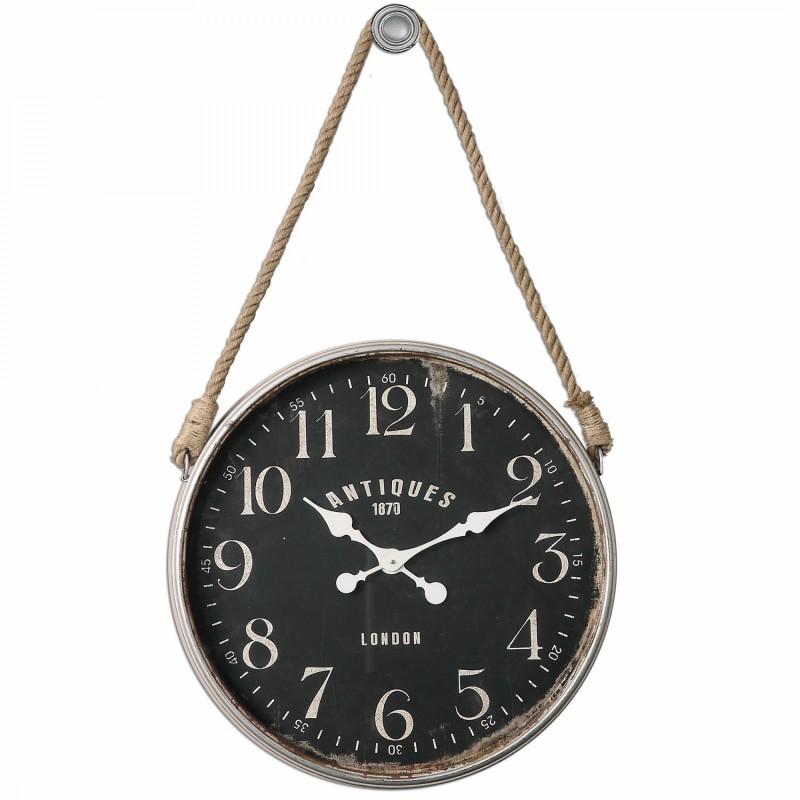Годинник настінний Bartram, Uttermost (Америка)