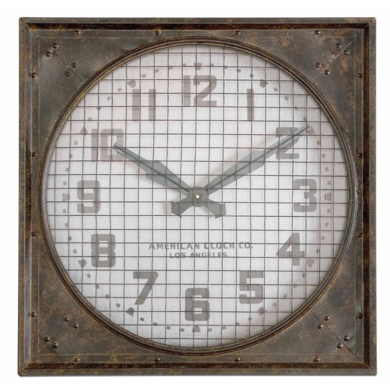 Годинник настінний Warehouse, Uttermost (Америка)