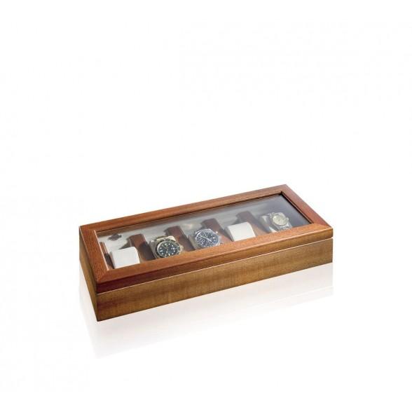 Шкатулка для хранения часов из коллекции Chrono, Agresti (Италия)