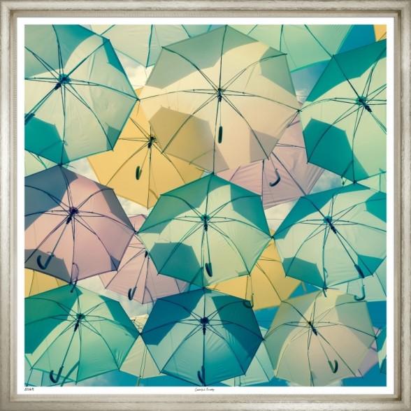 Картина Colourful Canopy, Trowbridge Gallery (Англия)