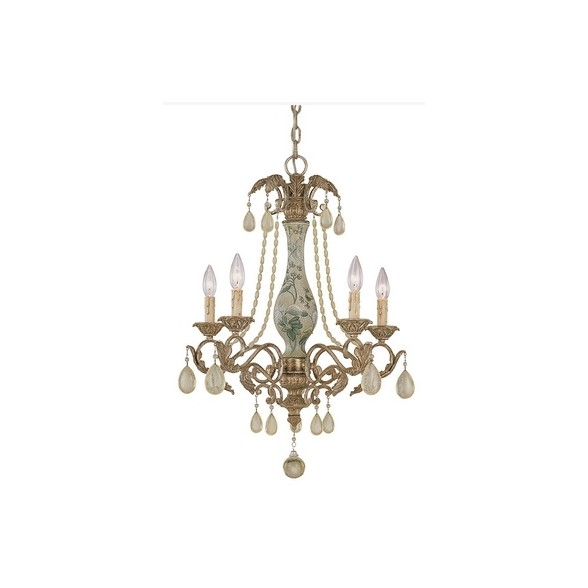 Люстра Nicolette 5 Light, Savoy House Europe (Испания)