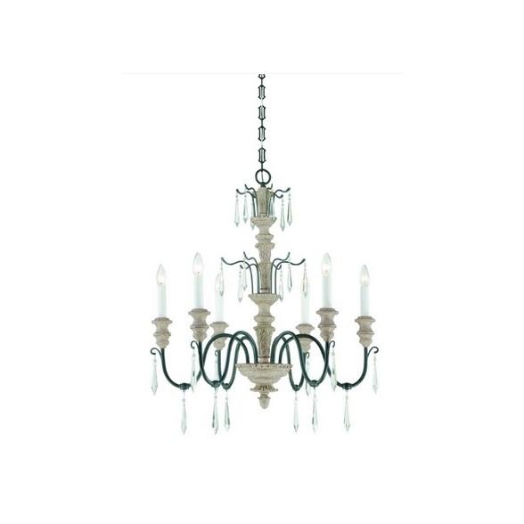 Люстра Madeliane 6 Light, Savoy House Europe (Испания)
