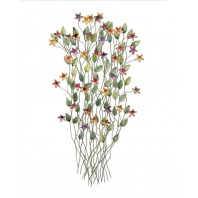 Настенная скульптура Полевые цветы, Artisan House (Америка)